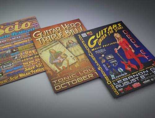 Concert Flyer Design